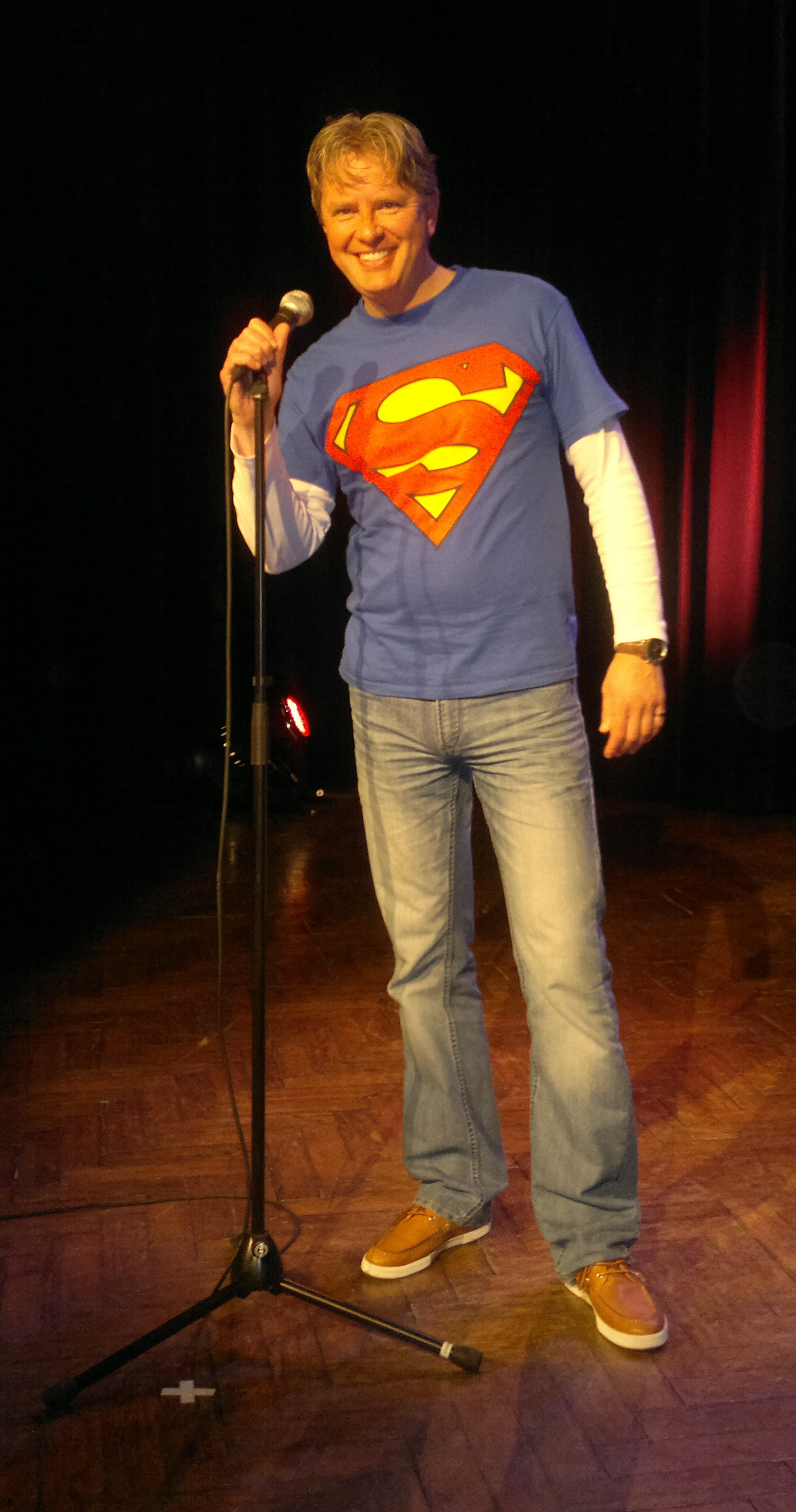 Stand Up Comedy optreden