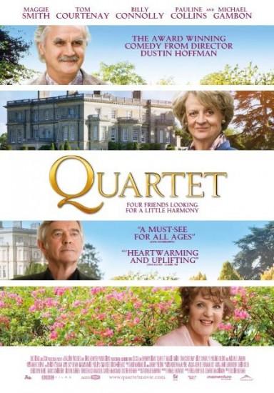 Quartet-the movie